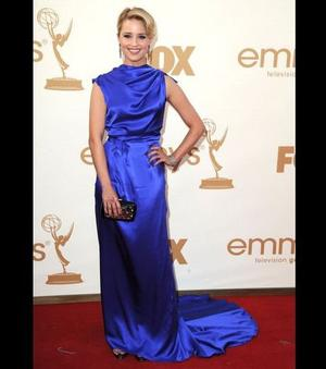 Dianna agron : emmy awards 2011