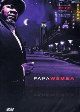 "DVD Papa Wemba ""Notre Père Rumba"" Clips 2010"
