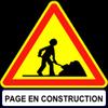 La page du site kand il sera en travaux !!