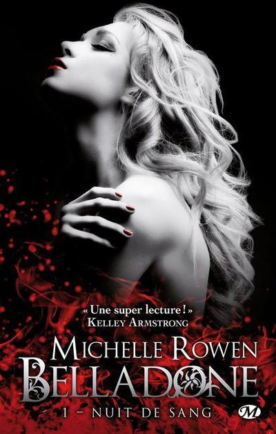 Michelle Rowen - Nuit de sang