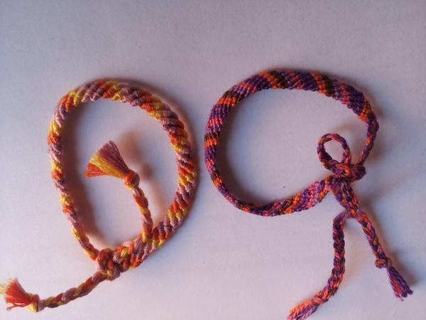 Bracelets pour Nolwenn