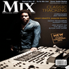 Lenny en couverture de Mix Magazin