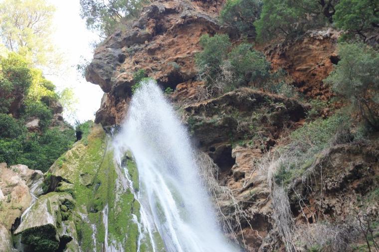 Suite ....^^ ( Cascade Akchour -Parc National de Talassemtane ) ( 11 & 12 Aout 2013 ) ^^
