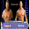 Duel : Triple H vs Batista