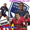 Bordeaux - Lens