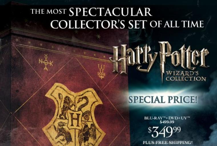 Le dernier sort du Wizard Collection