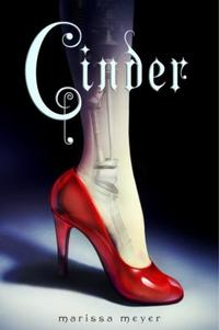 Curious Cat 1 : Cinder de Marissa Meyer