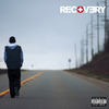 Eminem: Cover + Tracklist de Recovery