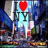 I LOVE N-Y   $)