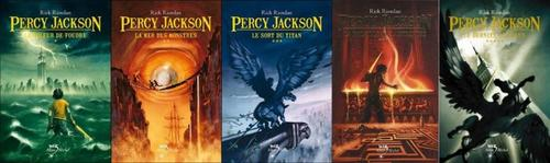 ~ Percy Jackson, Tome 2 : La Mer des Monstres ; R. Riordan