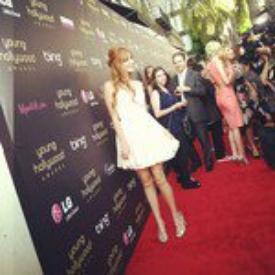 Bella au 14ème Annual Young Hollywood:
