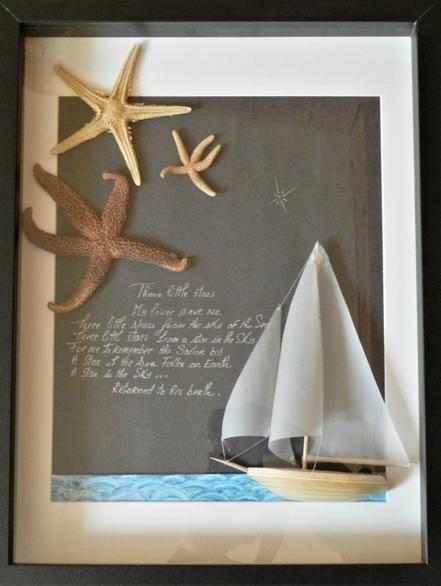 Poesouillerie: Three little stars....