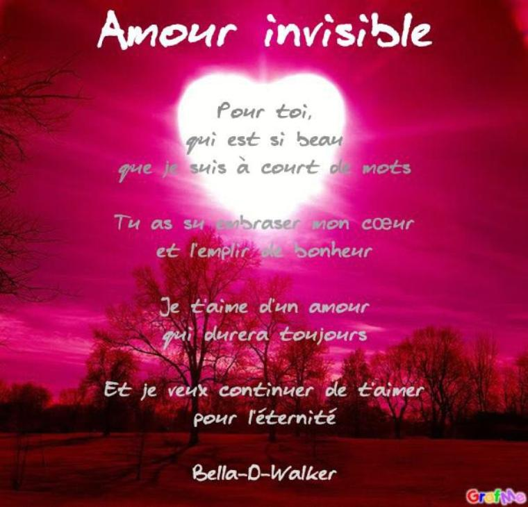 Poème Dun Amour Invisible Blog De Ace Sama Oupsone