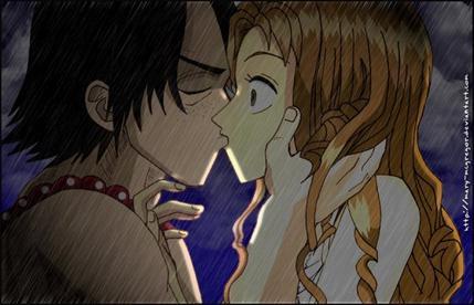 Le couple Ace / Mimi <3