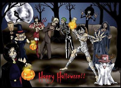 Happy Halloween :D