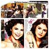 """Scans de Selena pour le magazine """"BRAVO"""""""