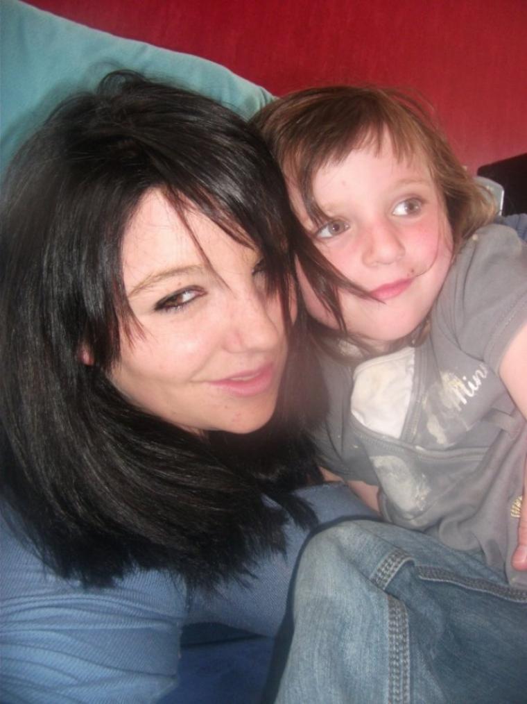ma fille et moi