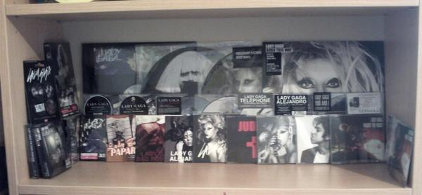 COLLECTION LADY GAGA