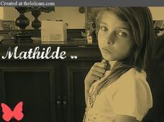 ~ Luciee Demeiree ... ;D # &' ~ Mathylde Ferreira ... ;D #