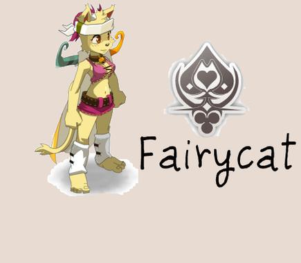 Présentation de Fairycat.