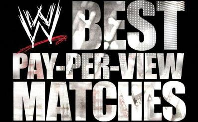 Best WWE PPV Match on the History 2è émission
