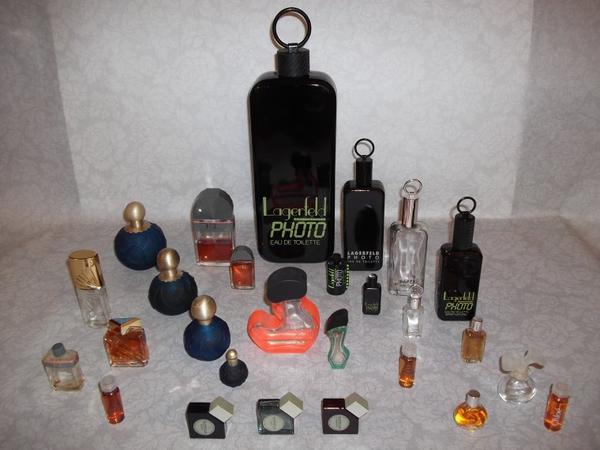 ✿ Lagerfeld Karl - ses parfums ✿