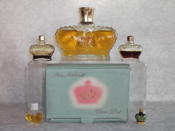✿ Matchabelli (Prince) - ses fragrances ✿