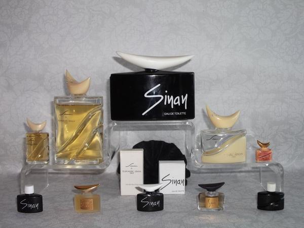 ✿ Sinan Jean-Marc - ses parfums ✿