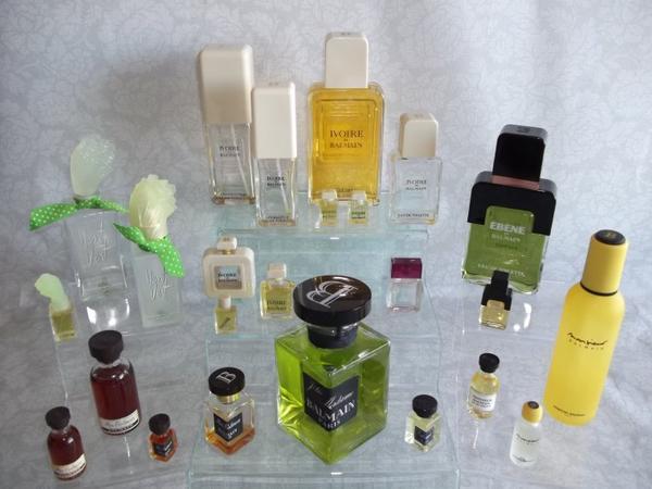 ✿ Balmain Pierre - ses parfums ✿