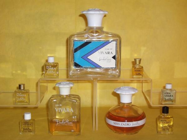 ✿ Pucci Emilio - ses parfums ✿