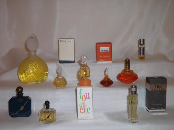 ✿ Lapidus Ted - ses parfums ✿