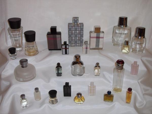 ✿ Burberry - ses parfums ✿
