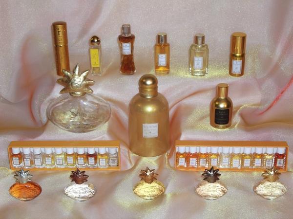 ✿ Fragonard - ses parfums ✿
