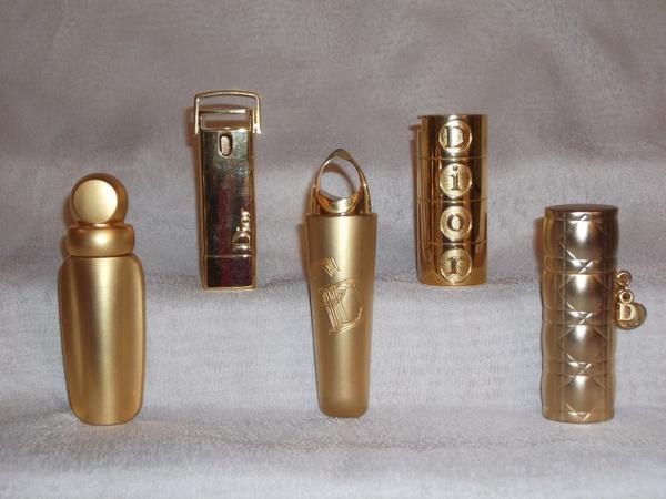✿ Dior Christian - vapos de sac pour divers parfums ✿