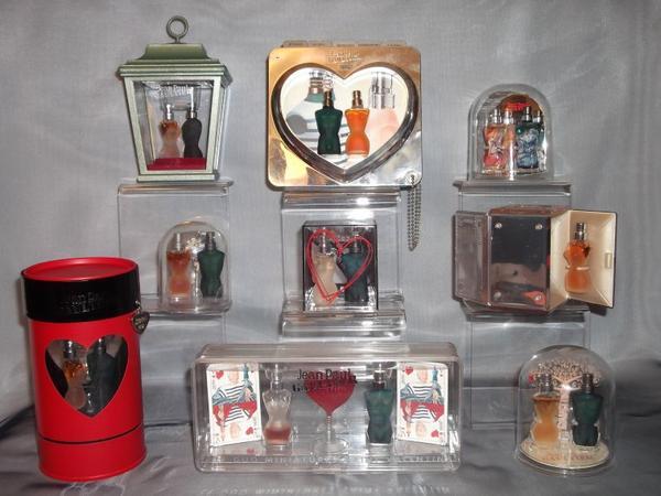 ✿ Gaultier Jean Paul - les duos miniatures St-Valentin ✿