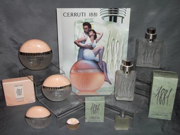 ✿ Cerruti Nino - CERRUTI 1881 ✿