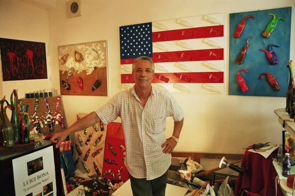 ♥ ♥ Venise  -  Luigi BONA - Artiste peintre - maître verrier ♥ ♥