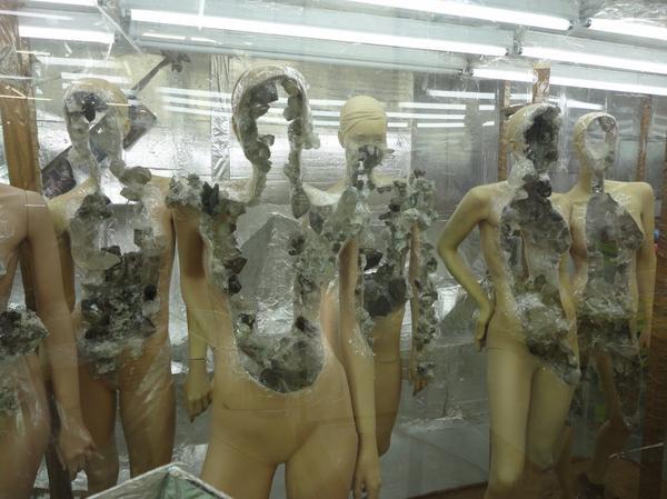 """♥ ♥ Venise - Biennale d'Art contemporain 2011 - Le thème : """"LES ILLUMINATIONS""""  ♥ ♥"""