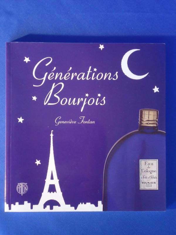 📚 Livre 📚 Générations Bourjois 📚