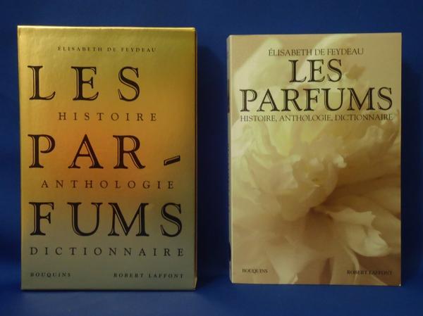 📚 Dictionnaire 📚 Les parfums - histoire - anthologie 📚