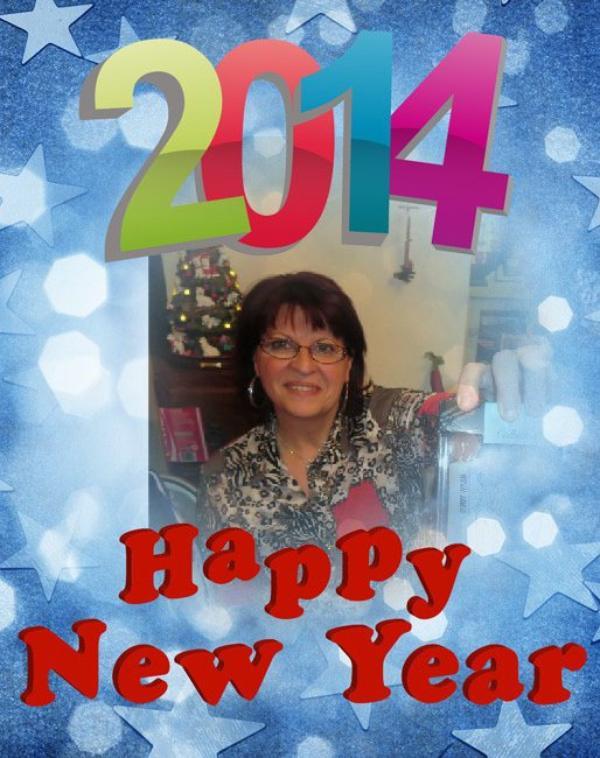 ♥  ♥  Merveilleuse Nouvelle Année  2014 ♥  ♥