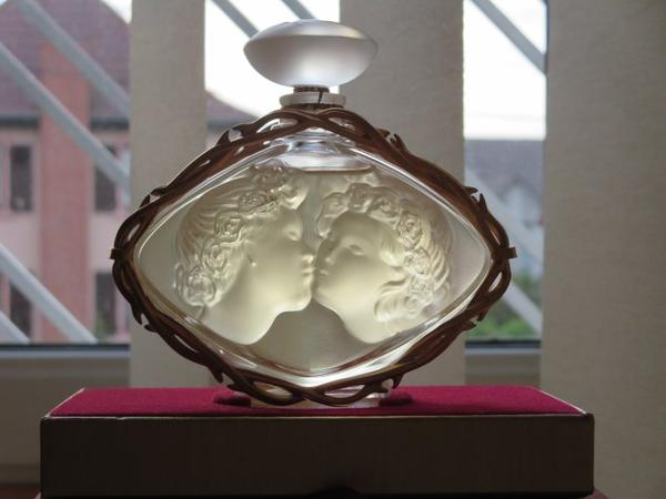✿ Lalique  -  LE BAISER ✿