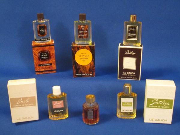 ✿ Le Galion - ses parfums ✿