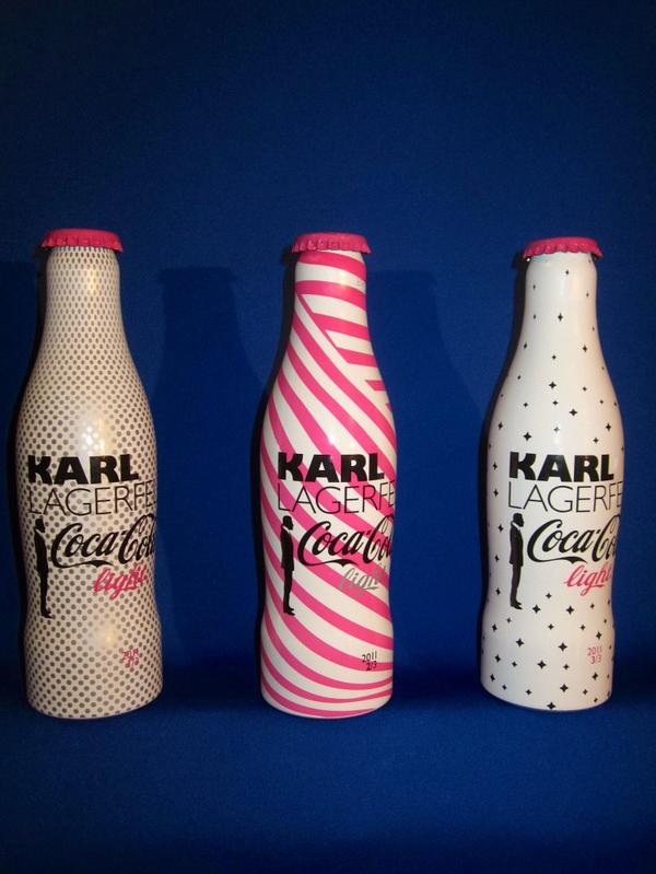 ♥ Coca-Cola Collection ♥  Karl Lagerfeld ♥