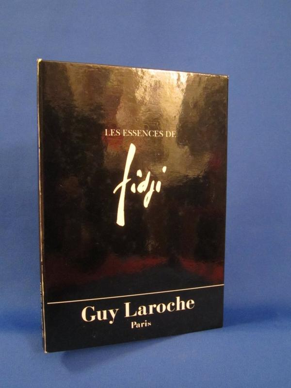 📚 Livret 📚 Les essences Fidji 📚 Guy Laroche 📚