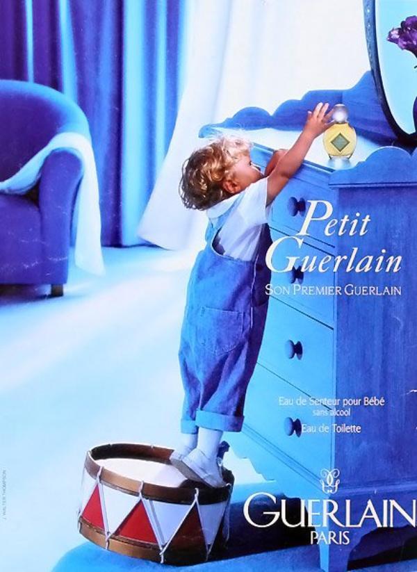 ✿ Guerlain - PETIT GUERLAIN -  eau de senteur pour bébé ✿
