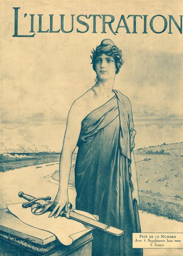 ♥ Piver L.T. - Pubs -     L'ILLUSTRATION   datant du 16 décembre 1916 et 5 juillet 1919   ♥