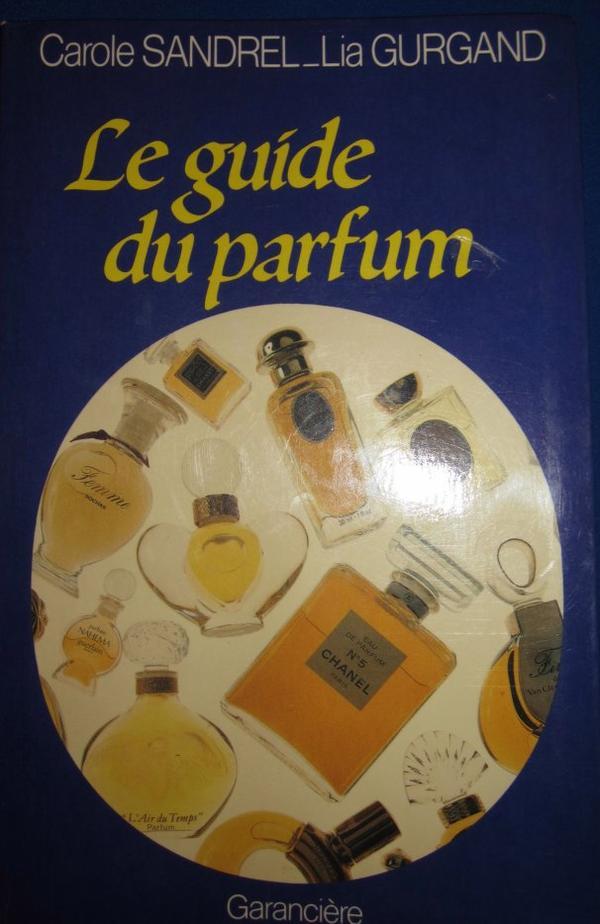 📚  Livre 📚 Le Guide du parfum 📚