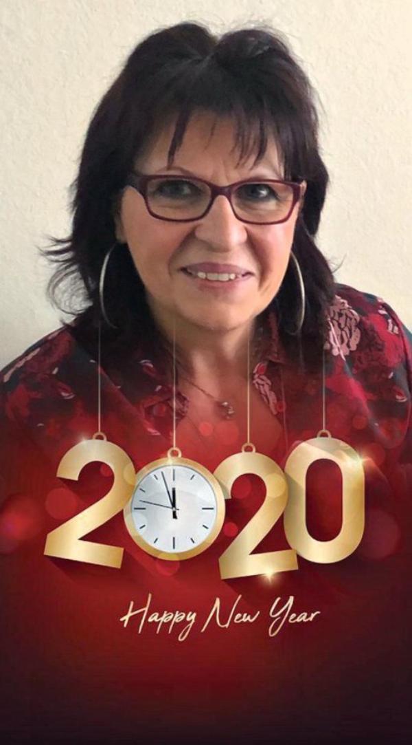 ♥ ♥ Merveilleuse Année 2020 ♥ Mon souhait pour toutes et tous ♥ ♥