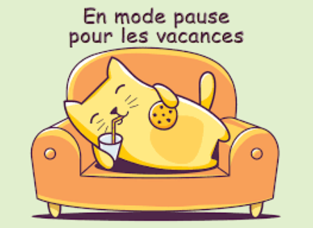 ♥  Blog en pause ♥